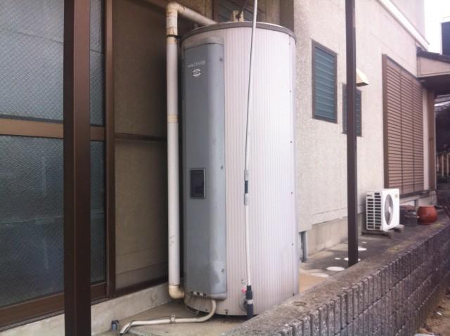 刈谷市のI様 電気温水器のご依頼ありがとうございました!