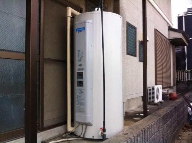 刈谷市 I様 電気温水器のご依頼ありがとうございました!