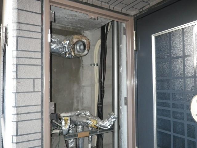 瀬戸市のY様 ガスふろ給湯器施工事例