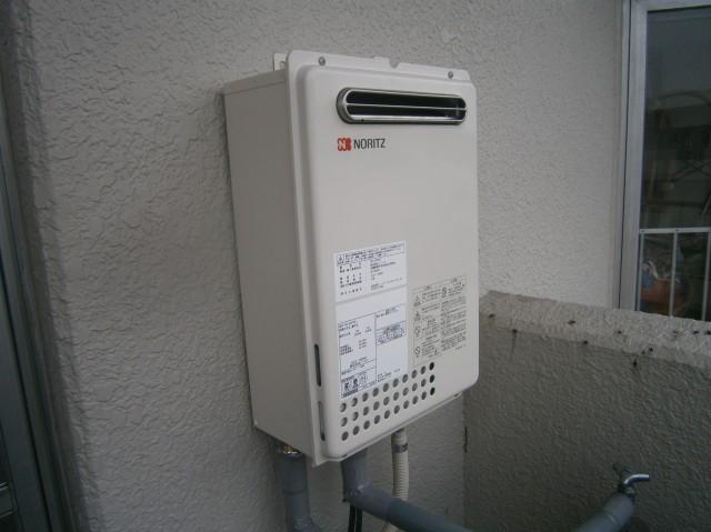 名古屋市昭和区のR様 熱源機から給湯器への施工ご依頼ありがとうございました!