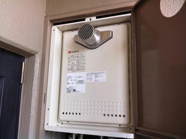 名古屋市熱田区 給湯器のご依頼ありがとうございました