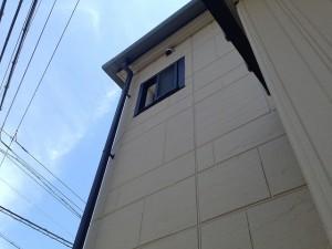 2階からのリモコン線