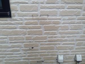 海津市給湯器取替工事施工事例 撤去後