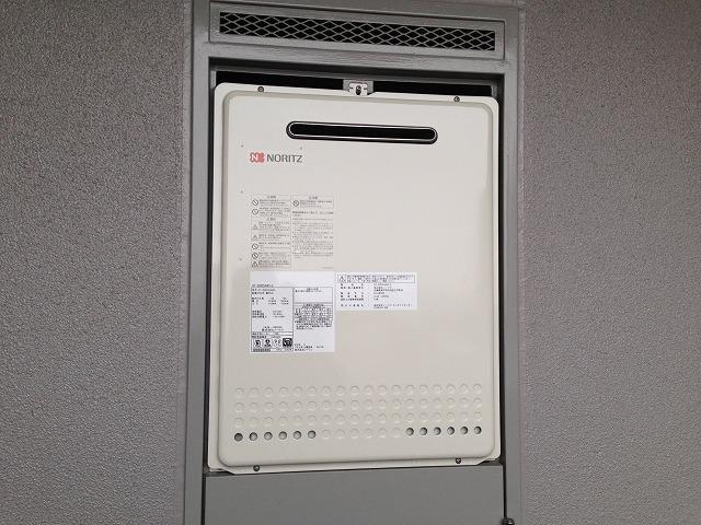 日進市 ガスふろ給湯器取替工事 完成GT-2050SAWX