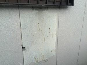 ガスふろ給湯器取替工事(岡崎市)撤去後