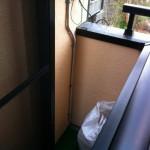 春日井市 給湯器を撤去しました