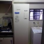 名古屋市中川区Z様邸 電気温水器取替工事(電気温水器) 搬入