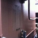 名古屋市瑞穂区 ガス給湯専用給湯器 撤去後