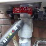 ガス漏れしっかり確認
