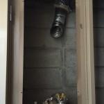 岡崎市 ガスふろ給湯器取替工事 施工事例 撤去後